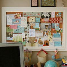 Cork Boards, Pin Boards, Office Workspace
