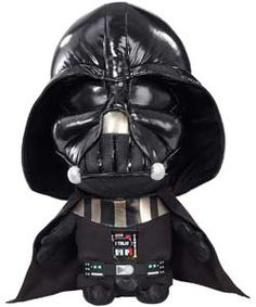 Buy Star Wars 24 Super Deluxe Talking Darth Vader at Argos.co.uk, visit Argos.co.uk to shop online for Teddy bears and interactive soft toys, Pre-school