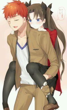 Shirou x Rin