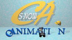 [test] snowca animation opening