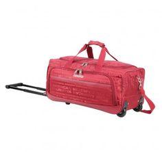 American Tourister Duffle Bag @ http://www.bagzone.com/duffle/wheeled-duffle.html