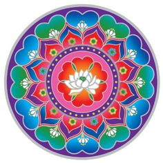 LaBelle Mariposa - lotus mandalas - Google Search