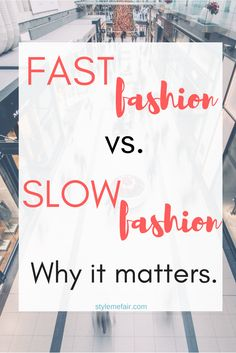 What exactly is fast fashion, and why shouldn't I buy fast fashion? Learn all about the alternative to fast fashion; What Is Fast Fashion, Ethical Fashion Brands, Ethical Clothing, Fair Trade Fashion, Fashion Capsule, Minimal Fashion, Slow Fashion, Sustainable Fashion, Sustainability