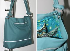 Ewa aus Leder- genäht im Heidelberger Workshop im Juli 2016 Diaper Bag, Workshop, Bags, Fashion, Handbags, Moda, Atelier, Fashion Styles, Diaper Bags