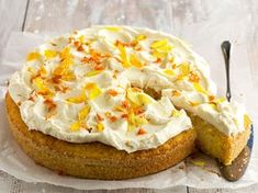 Helppo porkkanakakku Piece Of Cakes, Yams, Sweet And Salty, Something Sweet, Fall Recipes, Camembert Cheese, Carrots, Cheesecake, Sweets