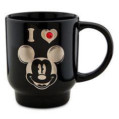 I <3 Mickey Mouse Mug - Disney Store