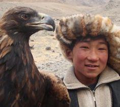 """""""Die Stimme des Adlers"""" - Kino-Tipp –  Ein Junge aus der Mongolei will Adlerjäger werden."""