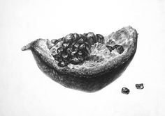 32 Fruit Pencil Drawing Ideas - New Basic Drawing, Drawing Ideas, Fruit Sketch, Natural Form Art, Fruits Drawing, Apple Fruit, Fruit Art, Lip Pencil, Lovers Art