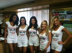 RGA Models were at the Conway Mackenize Dream Cruise Party!