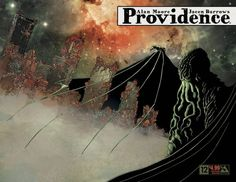 The Final Issue Of Alan Moore's Providence In Avatar Press' March 2017 Solicits