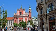 Ljubljana - Walking Tour (Costa Mediterranea Excursion)