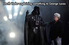 'See, Here's The Thing About The Dark Side...'