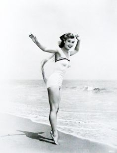 Vera Ellen, C.1940's  minus the whole eating disorder..looove her.