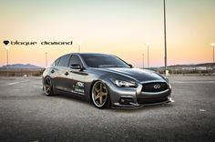 2016 Infiniti Q50 Attends Street Driven Tour Fitted With 20 Inch...