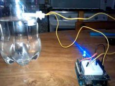 Sensor de nivel liquido y arduino o pinguino pic