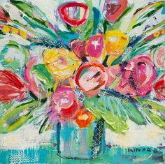View Original Paintings by Christy Kinard at The Red Piano Art Gallery