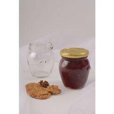 Borcan 212 ml Amfora IT BR cu capac TO 63 | Borcane pentru cadouri marturii nunta Pudding, Desserts, Food, Tailgate Desserts, Deserts, Custard Pudding, Essen, Puddings, Postres