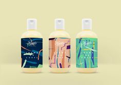 betype:    Kiehl's - Papier Fruité by  Don't Try Studio