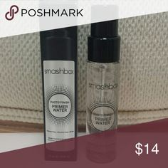 Smashbox Photo Finish Primer Water This is new and never sprayed.  No trades.   Please submit any offers though the offer option. Sephora Makeup