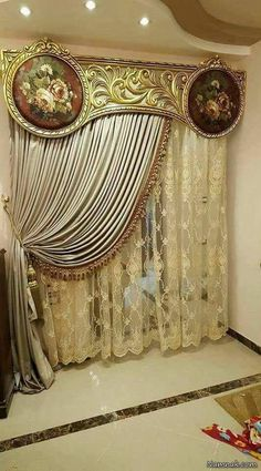 63 Best Ideas for bedroom curtains valance pelmet box Living Room Decor Curtains, Home Curtains, Green Curtains, Colorful Curtains, Curtains With Blinds, Valance Curtains, Valances, Decor Room, Classic Curtains