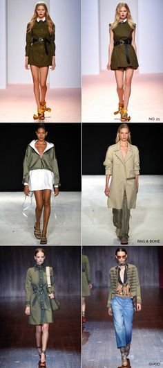 Spring 2015: Welcome To The Army
