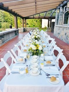 Terrace reception at Cecil Green Park House for less than 100 guests