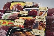 The South African Ostrich Business Chamber regulates the largest ostrich industry in the world. The aim of this site is to provide useful information about the Ostrich Industry and Ostrich Products. The Ostrich, Biltong, Sushi, African, Traditional, Recipes, Recipies, Ripped Recipes