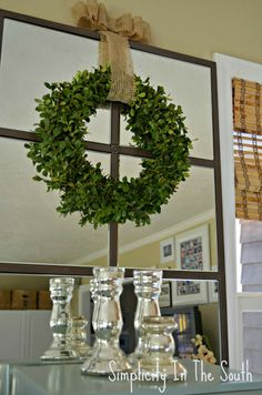 4 Radiant Clever Hacks: Living Room Remodel With Fireplace Spaces living room remodel on a budget barn doors.Living Room Remodel Before And After Foyers living room remodel on a budget barn doors.Living Room Remodel With Fireplace Spaces. Decor, Boxwood Wreath Christmas, Boxwood Wreath Decor, Wreaths, Wreath Tutorial, Preserved Boxwood Wreath, Boxwood, Hanging Wreath, Wreath Over Mirror