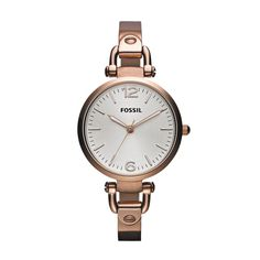 Georgia Watches for Women   Petite Watches   FOSSIL