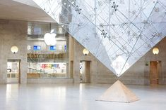 Roy Zipstein Lights Up Paris and New York for Apple | Bernstein & Andriulli