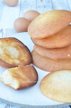 Eierkoeken maken met ammoniumcarbonaat als bij de bakker