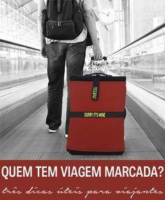 Quatro dicas para viajantes   http://alegarattoni.com.br/dicas-para-viajantes/