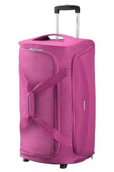 Sac de voyage à roulettes 74cm Pink - Samsonite