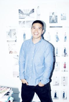 """""""I always take advice from people, but the one piece of advice that I got was Anna Wintour saying to me, 'Take it slow.'"""" http://www.thecoveteur.com/thakoon-panichgul/"""