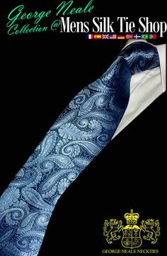 expensive blue ties