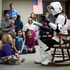 After the war, this particular Scout Trooper  wrote and sold his stories highlighting his life as a servant to the Empire; from the time of his cloning to the destruction of the second Death Star.