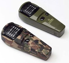 Scent cover! Soak used repellant mats in deer lure and put it into the thermacell warmer to attract deer