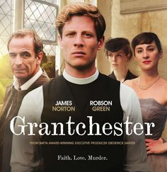 "Poster for ""Grantchester"""