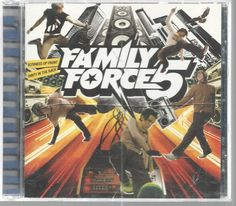 Family Force 5 Business Up Front Party In Back CD 2006 #RapMetal