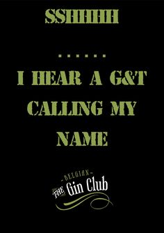 17 best images about gin quotes on stones be Gin Quotes, Drinking Quotes, Cocktail Drinks, Cocktails, Gin And Tonic, Call Me, Great Quotes, Whisky, My Love