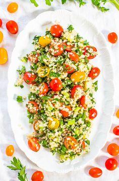 Geniale Salate für den nächsten Grillabend: Tabouleh