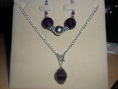 Custom make! Love the purple colours!