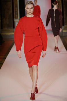 Hakaan Fall 2012 Ready-to-Wear Fashion Show - Magdalena Frackowiak