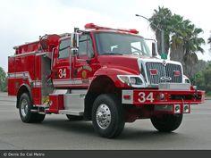 San Diego Fire Department 47 | San Diego - FD - Brush 34