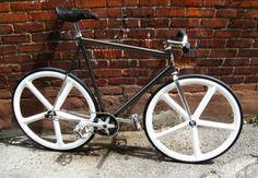 Weaponshouse/Brakeless Leg Grenade Track Bike