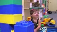 Brain surgery gives toddler with epilepsy new chance at life