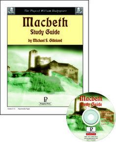 Shakespeare's Macbeth Progeny Press Literature Study