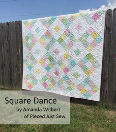 Square Dance Quilt « Moda Bake Shop
