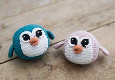 DIY – Virka en pingvin