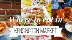 An International Appetite - Where to Eat in Kensington Market Toronto Buffalo Fries, Pie In The Sky, Gluten Free Bakery, Chocolate Mugs, Homemade Pie, Food Tasting, Just Desserts, I Foods, Taste Food